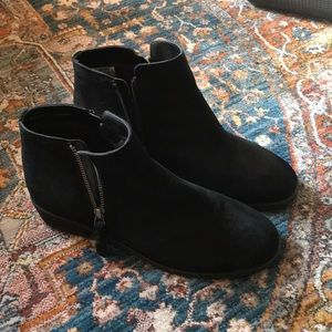 Blondo Waterproof Ankle Boots (Worn only once!)
